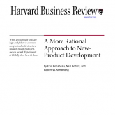 a-more-rational-approach-to-new-product-development-hbr